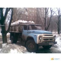 Вывоз и погрузка снега Донецк