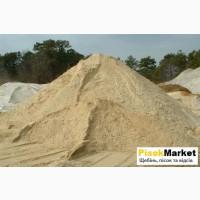 Купити пісок щебінь у Луцьку доставка PisokMarket