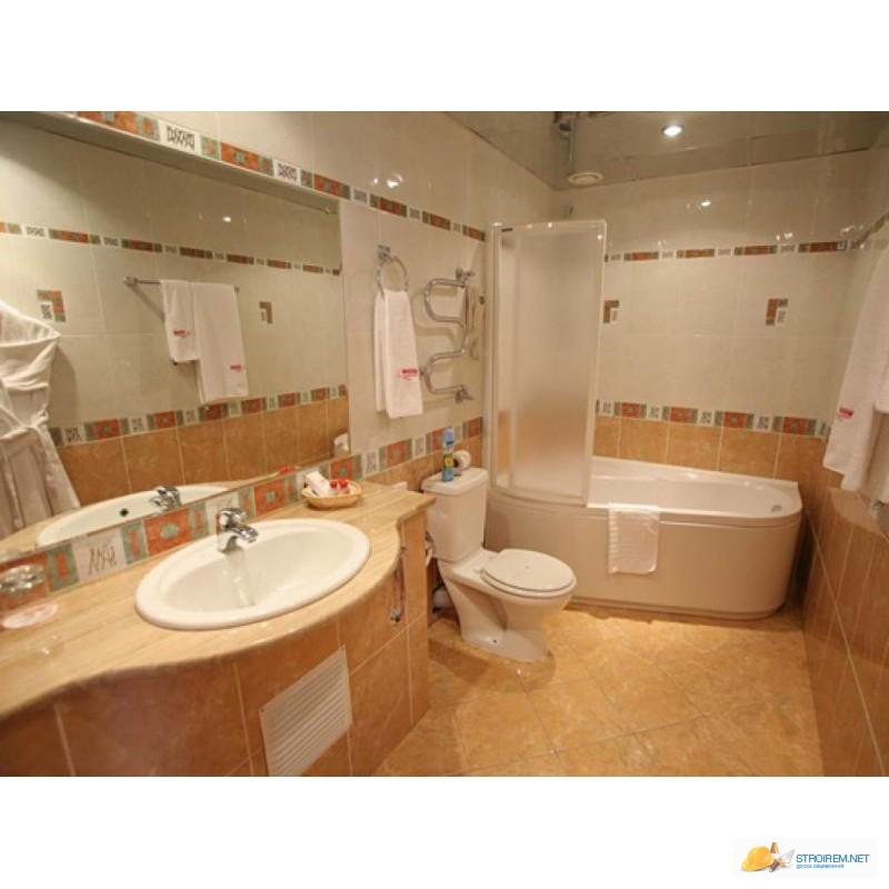 Ванная комната с туалетом своими руками 4