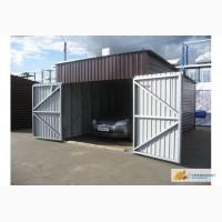 Продажа ремонт покраска изготовление сборка гаражей Днепропетровске и области