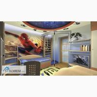 Для детской комнаты дизайн и оснащение интерьера от Дизайн-Стелла, Киев