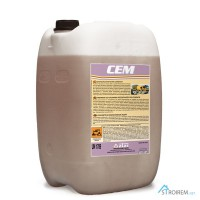 Очиститель для цементовозов и бетономешалок CEM Atas (10 кг.)