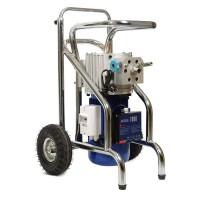 Мощный окрасочный аппарат SFX 7000 нанесение шпаклевки