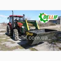 Погрузчик на трактор Deuytz, Yto (100-140 л.с.) - кун Деллиф Супер Стронг 2000