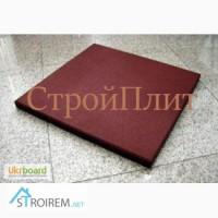 Плитка из резиновой крошки, 500 500, 20 мм, 30 мм