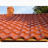 Крыша. из чего сделать крышу. Купить металлоче