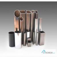 Мебельные металлические трубки
