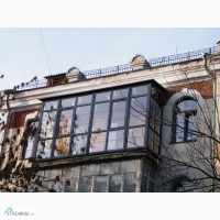 Пластиковые балконы и лоджии Рехау Rehau под ключ от Дизайн Пласт ТМ