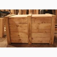 Ящик деревянный. Деревянная тара