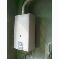 Как установить газовую колонку