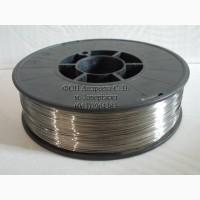 Нержавеющая сварочная проволока 06Х19Н9Т диаметр 0, 8 мм, 1 мм для полуавтомата