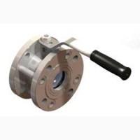 Кран шаровый (стальной) с ручным управлением или электроприводом
