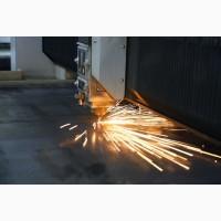 Лазерне різання металу. Послуги різання металу