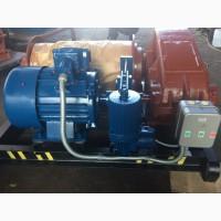 Лебедка маневровая электрическая ЛМ-3, 2 с тросом