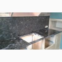 Столешницы на кухню Гранит Индия, Бразилия, Украина.Кварцит. изготовление, монтаж