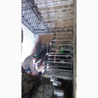 Лестницы, мет. каркасы под обшивку деревом. Броневик Днепр