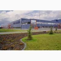 Строительство производственных зданий и сооружений