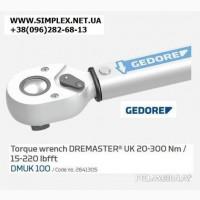 Динамометрический ключ 100 Нм 2641305 Gedore Dremaster DMUK