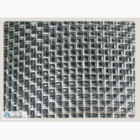 Сетка тканая н/ж 12х1, 2 мм сталь 12Х18Н10Т Гост-3826 ширина 1 м