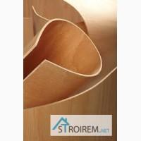 Гибкая фанера Сейба 3 мм, 5 мм для изготовления мебели