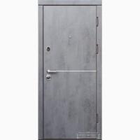Вхідні металеві двері Троя