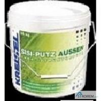 Крайзель Silint-putz (25кг., 2, 0мм, База Б), Барашек - силикатно-силиконовая штукатурка