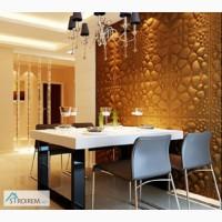 Уникальные 3-д стеновые панели из бамбука, «НЕСТ», продам, доставка по Украине