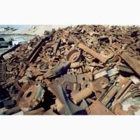 Закупка металлолома, стальной и чугунной стружки