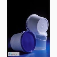 Ведро полипропиленовое для пищевой, химической промышленности на 5, 5л