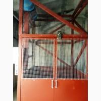ПОДЪЁМНИК Электрический ШАХТНОГО типа грузоподъёмностью 1000 кг, 1 тонна под заказ