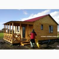 Дачные дома недорого