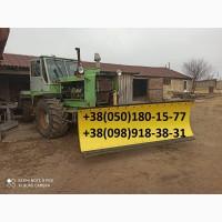 Снегоуборочный отвал двухсторонний Т-150, ХТЗ