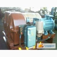Лебедка маневровая электрическая ЛМ-14 с тросом