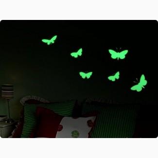 Люминесцентная краска для всех типов поверхности, свечение до 12 часов в сутки