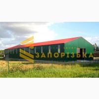 Строительство ангаров, зернохранилищ, складов, навесов