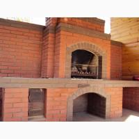 Строительство каминов, печей, барбекю, комплексов