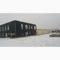 Строительство быстровозводимых ангаров Кузнецовск
