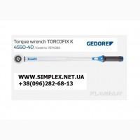 Динамометрический ключ 400 Нм 7674330 Gedore Torcofix K