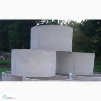 Железобетонные ЖБИ колодезные кольца, крышки для канализации Харьков