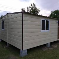 Дачный модульный дом/ Жилая бытовка