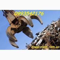 Закупка металлолома, стальной и чугунной стружки, Полтава