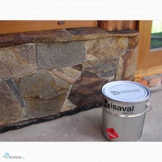 Гидрофобная пропитка на растворителе ISAVAL Гидрофуганте 4л невидимая- для фасадов и камня