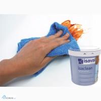 Краска моющаяся ISAVAL Изаклин (Испания) 4 л белый - стойкая к многократному мытью