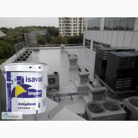 Жидкая кровельная резина ISAVAL Антиготерас Экстрим 4л-для гидроизоляции крыш, швов, стыков