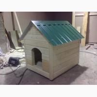 Деревянная будка для собак. Собачья будка. Будка для собак