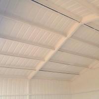 Утепление складов, ангаров, овощехранилищ, домов пенополиуретаном-ППУ