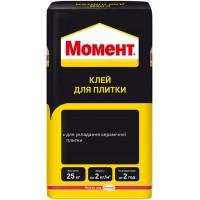 Клей для плитки МОМЕНТ Ceresit (25 кг)