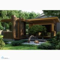 Ландшафтное проектирование любой сложность, любого уровня престижа и стилистики
