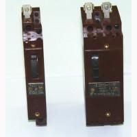 Автоматические выключатели АЕ 2531 2532 2534 2535