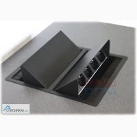 Блок розеток в стол Magnat Box Duo 4220В + 4220В